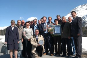 The Hotel Europa was awarded with the International Guest Certified Hotel Award