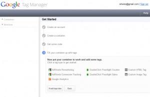 Google Tag Manager vereinfacht das Managen von Tags